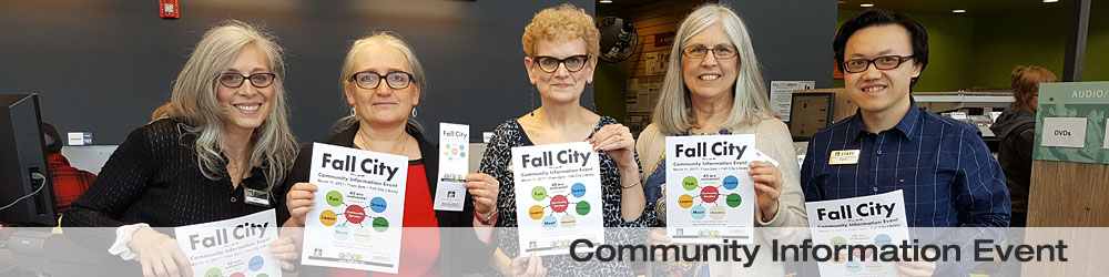 Fall City Community Information Event
