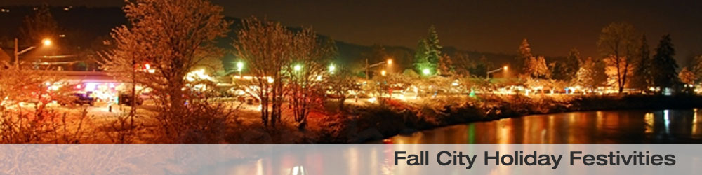 Fall City Holiday Festivities